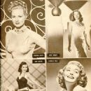 Virginia Mayo , Gene Tierney, Ann Miller, Patricia Neal, Mein Film №39, 1949