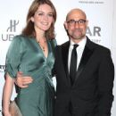 Stanley Tucci and Felicity Blunt - 448 x 672