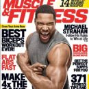 Michael Strahan - Muscle & Fitness Magazine Cover [United States] (October 2015)