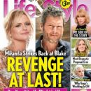Miranda Lambert and Blake Shelton - Life & Style Magazine Cover [United States] (8 August 2016)