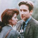 David Duchovny and Nancy McKeon