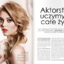 Joanna Opozda - Moda&Styl Magazine Pictorial [Poland] (March 2015) - 454 x 303