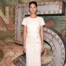 Lily Aldridge No 5 The Film By Baz Luhrman Premiere In Nyc