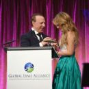 Thalia and Tommy Mottola- Global Lyme Alliance - Uniting for a Lyme-Free World Inaugural Gala - 454 x 590