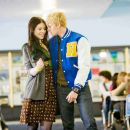 Michelle Trachtenberg and Hunter Parrish