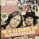 Sergio Pizzorno - NME Magazine Cover [United Kingdom] (17 January 2009)