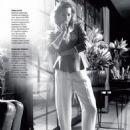 Yasmin Le Bon - Myself Italy, March 2014 - 454 x 612