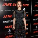 """Natalie Portman: attends the New York premiere of """"Jane Got A Gun"""" hosted by The Weinstein Company with the Cinema Society and Serpent's Bite at The Museum of Modern Art in New York City"""
