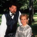 Jonathan Frakes and Genie Francis - 454 x 667