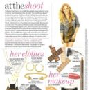 Ali Larter Lucky Magazine August 2010 Pictorial Photo - United States