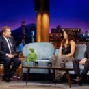 Minka Kelly – 'The Late Late Show with James Corden' in LA - 454 x 303