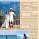 Tatyana Lyutaeva - 7 Dnej Magazine Pictorial [Russia] (18 January 2016) - 454 x 568