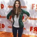 Victoria Justice - Nickelodeon's 'Fred: The Movie' Premiere Screening Event At Paramount Theater On September 11, 2010 In Hollywood, California
