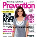 Sonali Bendre - Prevention Magazine Pictorial [India] (December 2011)
