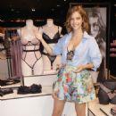 Victoria's Secret Angel Barbara Palvin Debuts New Fall Collection