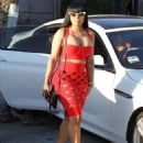 Blac Chyna At a Pool Party Held at Club Luna's Diamond Bar in Los Angeles, California - May 31, 2015