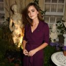 Jenna-Louise Coleman – Burberry and Bafta In Conversation in London 9/21/2016 - 454 x 692