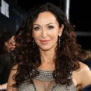 Sofia Milos- Premiere Of Summit Entertainment's 'John Wick: Chapter Two' - Arrivals - 454 x 559
