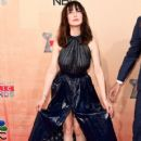 Carice Van Houten At The 2015 iHeartRadio Music Awards On NBC - Arrivals - 420 x 600