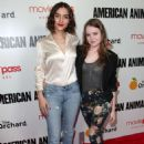 Quinn Shephard and Nadia Alexander – 'American Animals' Premiere in New York - 454 x 681