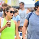 New Couple Alert? Ian Somerhalder Cozies up to Nikki Reed
