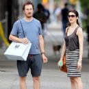 Rachel Weisz - Shopping At Pas De Deux Clothing Store In New York - July 20, 2010