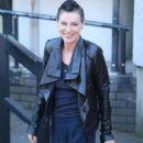 Lisa Stansfield – Outside ITV Studios in London - 454 x 757