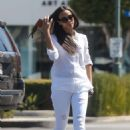 Zoe Saldana – Shopping at Bristol Farms in Beverly Hills