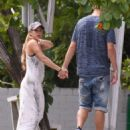 Shakira Mebarak and Gerard Pique- Seen on Holiday in Barranquilla, Colombia 12/27/ 2016 - 454 x 573