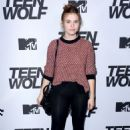Holland Roden – MTV Teen Wolf 100th Episode Screening in Los Angeles 09/21/2017