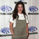 Marie Avgeropoulos- WonderCon 2019 - Day 3 - 410 x 600