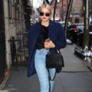 Ashley Benson out shopping in the West Village January 31, 2017