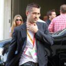 Colin Farrell Goes to Comic-Con