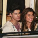 Zain Malik and Geneva Lane - 454 x 498