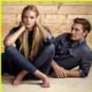 Alex Pettyfer and Gabriella Wilde - 300 x 300