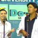Vic Sotto and Christine Jacob