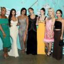 Zoe Kravitz – Tiffany & Co. Celebrates 2018 Tiffany Blue Book Collection in NY - 454 x 302