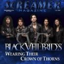 Andy Biersack, Ashley Purdy, Christian Coma, Jake Pitts - Screamer Magazine Cover [United States] (November 2014)