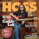 Geddy Lee - Hoss Magazine Cover [Canada] (December 2015)