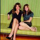 Lauren Graham and Alexis Bledel - Gilmore Girls Promos S7