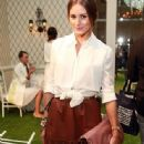Olivia Palermo: attends the Norisol Ferrari Spring 2013 fashion show during Mercedes-Benz Fashion Week at The Studio at Lincoln Center