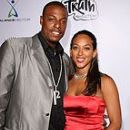 Paul Pierce and Julie Landrum
