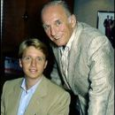 Bradley with his father William J. Bell - 168 x 216