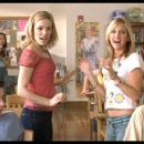 Rachel McAdams and Anna Faris in Touchstone's The Hot Chick - 2002