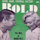Marilyn Monroe, Joe DiMaggio - Bold Magazine Cover [United States] (January 1954)