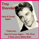 Troy Shondell - Here It Comes Again