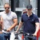 Anderson Cooper and Benjamin Antoine Maisani - 300 x 287