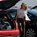 AnnaLynne McCord - With Water Gun On The Set Of Beverly Hills 90210, 2009-03-25