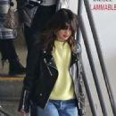 Selena Gomez – Checks out new office space in LA