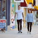 Shenae Grimes-Beech Out and About in Los Angeles 03/19/2017 - 454 x 370
